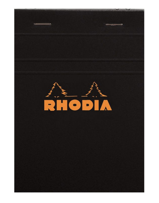 Rhodia Notepad Graph Black