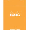 Rhodia Graph Notepad Orange