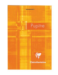 Clairefontaine Classic Notepad Staplebound