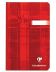 Clairefontaine Pocket Ruled Cloth bound Notebook