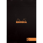 Rhodia Premium Stapled Notebook