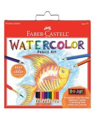 Faber-Castell Watercolor Pencil Art