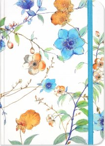 Peter Pauper Press Asian Floral Journal