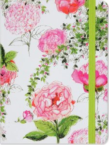 Peter Pauper Press Rose Garden Journal