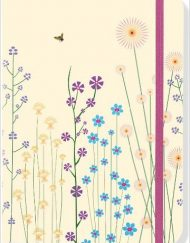 Peter Pauper Press Sparkly Garden Journal