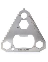 Kikkerland Triangle Multitool