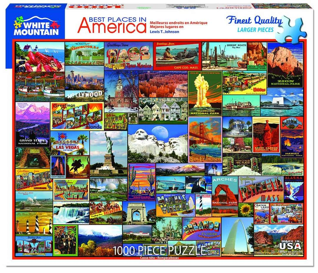 Best Places in America